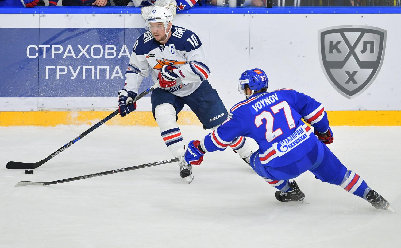 Как сыграют Звезда и Металлург Нк Как делать ставки на ВХЛ 17 Октября 2018