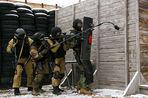 Шесть бойцов Росгвардии погибли в Чечне, отражая атаку боевиков