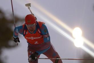В Увате в рамках чемпионата России по биатлону проходит мужской пасьют