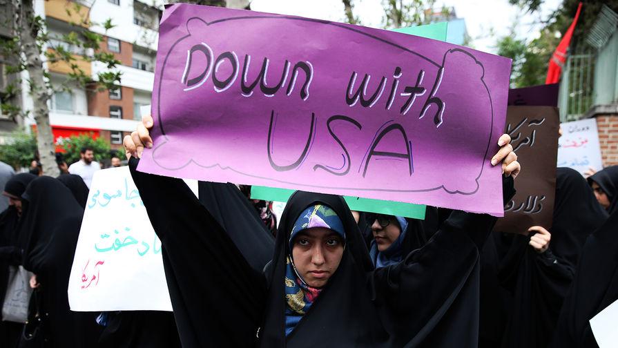 Иран намерен добиться от США $130 млрд за беспорядки в стране