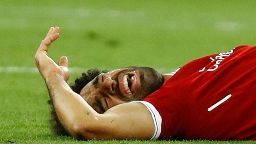 Министр спорта Египта рассказал, когда Салах восстановится от травмы