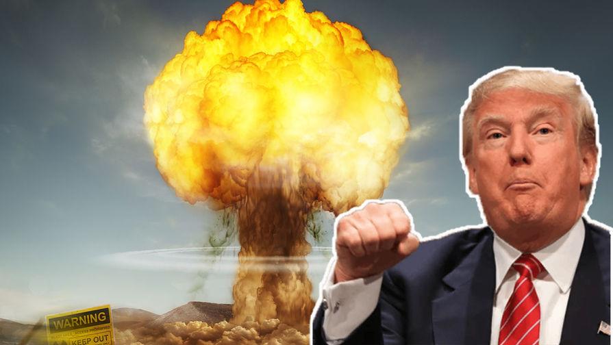 «Готовят почву»: США не откажутся от ядерных испытаний