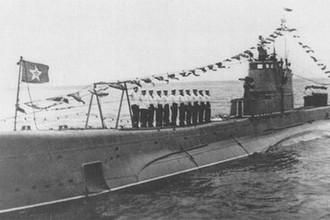 Подводная лодка Щ-302