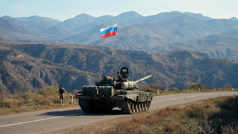 МО Армении поблагодарило Россию за размещение миротворцев в НКР - Газета.Ru  | Новости