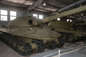 Танк для ядерной войны: в США оценили советский «Объект 279»
