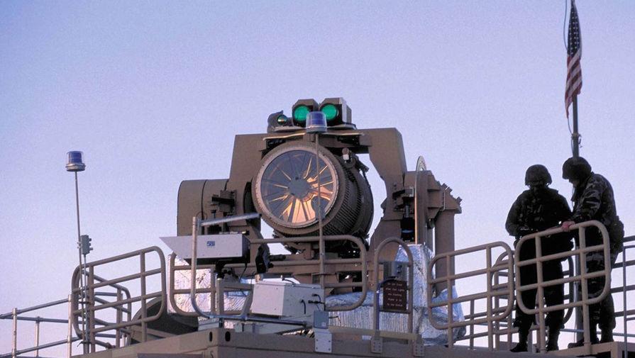 Сухопутные войска США получат самое мощное в мире лазерное оружие