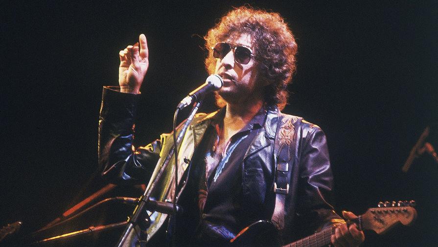 Боб Дилан, 1981 год