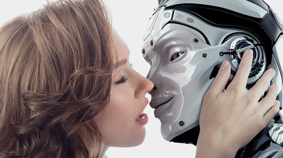 Is sex with robots will enter into everyday life