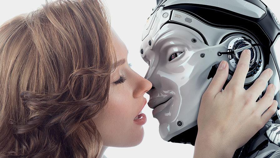 Симулятор секса с возможностью замены лица