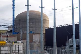 АЭС «Фламанвиль» на северо-западе Франции, 2013 год