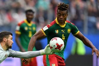 Защитник сборной Камеруна Адольф Тейку признался, что болеет за «Спартак»