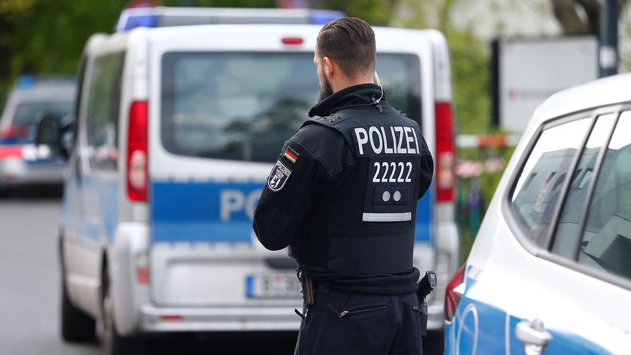 В Германии в результате нападения на кальянные погибли восемь человек