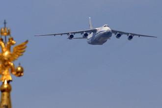 «Изготовление Ан-124 без Украины невозможно»
