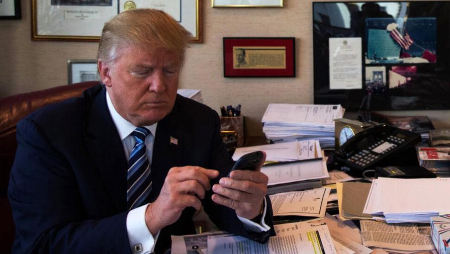 Группа R.E.M. возмутилась своей песне в твиттере Трампа
