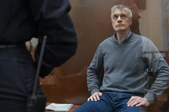 Основатель Baring Vostok Майкл Kалви в Басманном суде Москвы, 15 февраля 2019 года