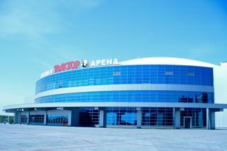 На ледовой арене «Трактора» сразятся юные хоккеисты