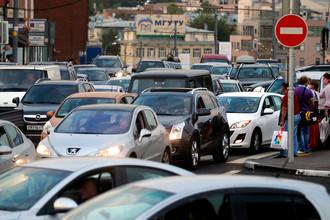 Транспортный налог вырастит в Москве на пять-восемь рублей с лошадиной силы