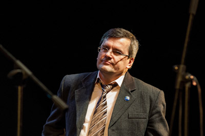 Николай Горькавый, астрофизик, доктор физико-математических наук