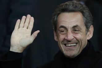 ... и экс-президент Франции Николя Саркози