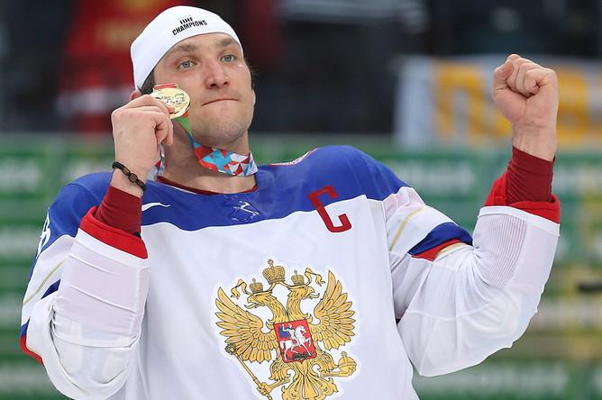 Александр Овечкин (хоккей, «Вашингтон Кэпиталз») — 2-е место