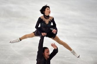 Юко Кавагути и Александр Смирнов стали чемпионами Европы
