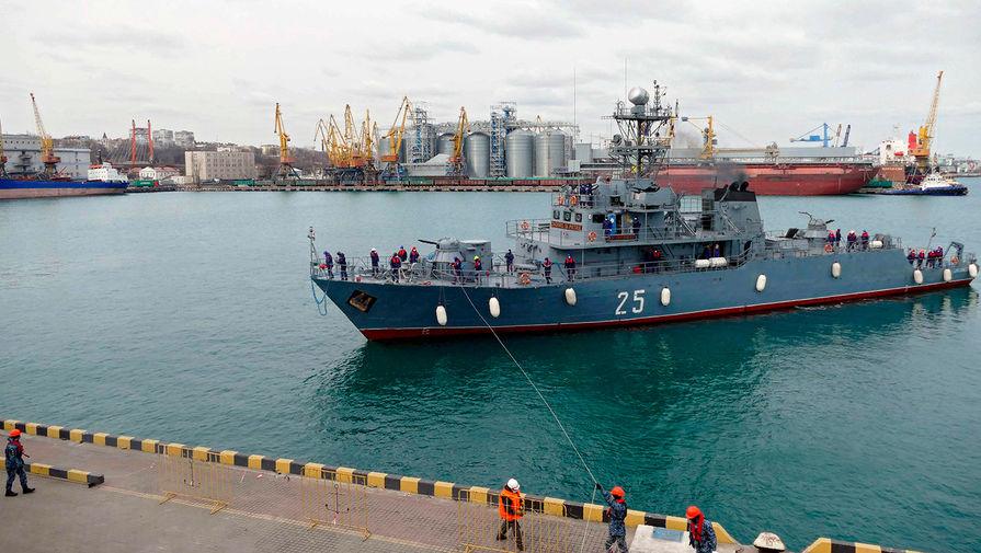Военные игры: зачем НАТО направило корабли в Черное море