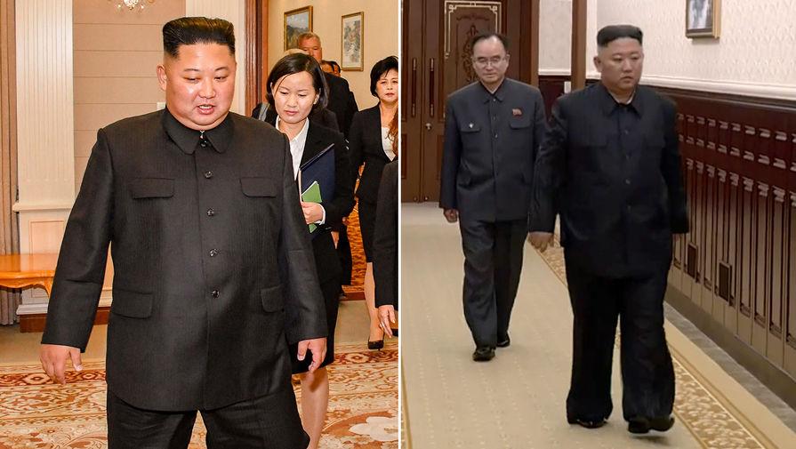 Эксперт назвал причину резкого снижения веса Ким Чен Ына