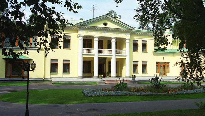Резиденция Владимира Путина в Ново-Огарево