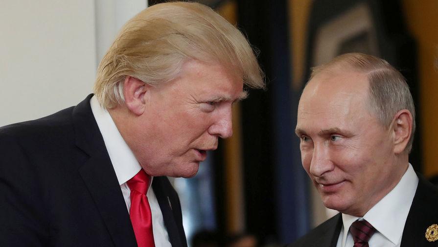 Песков: Путин не мог говорить с Трампом о русских проститутках