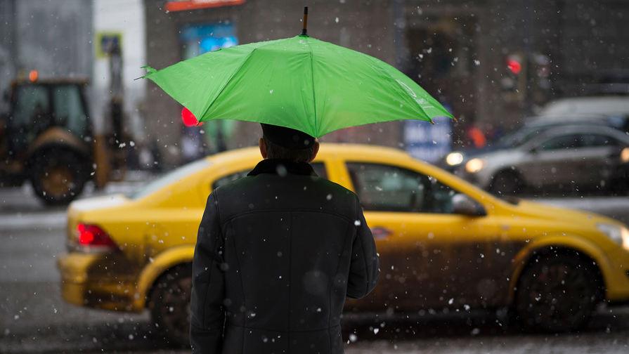 Москвичей предупредили о некомфортной погоде на рабочей неделе