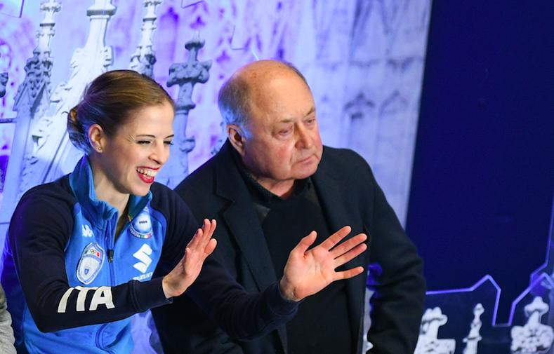 Тренер Мишин: у российских спортсменов не было конкуренции на ЧЕ