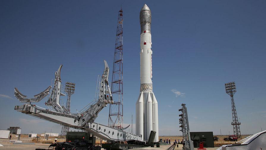 Названа дата пуска ракеты «Протон-М»