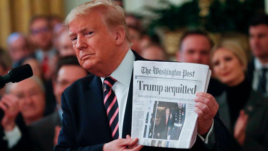 Арег Галстян о том, почему оправдание Трамп - тактическая победа, но стратегическое поражение
