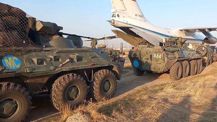 Только наблюдение: Песков пояснил роль Турции в Карабахе