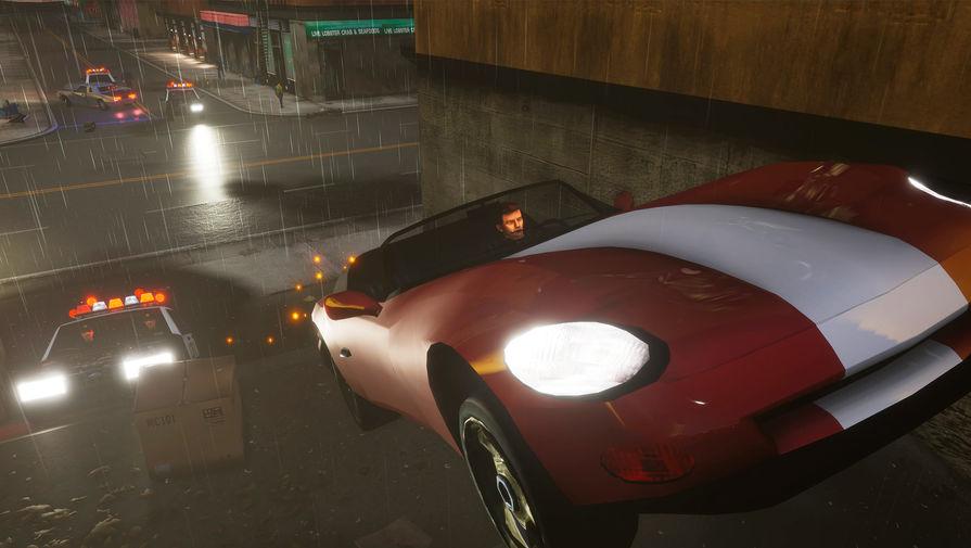 Rockstar Games опубликовала скриншоты ремастеров культовых GTA