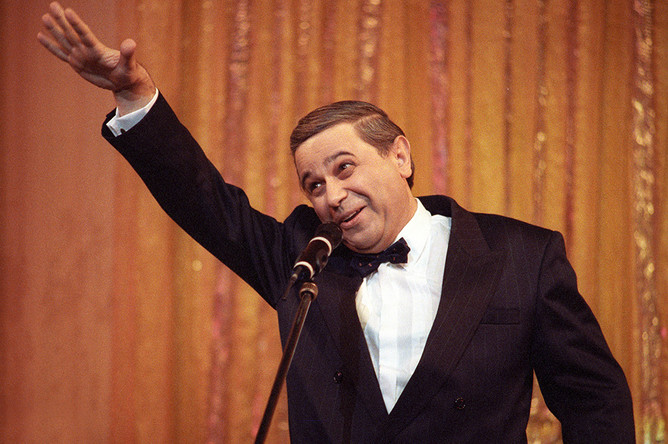 Евгений Петросян, 1992 год