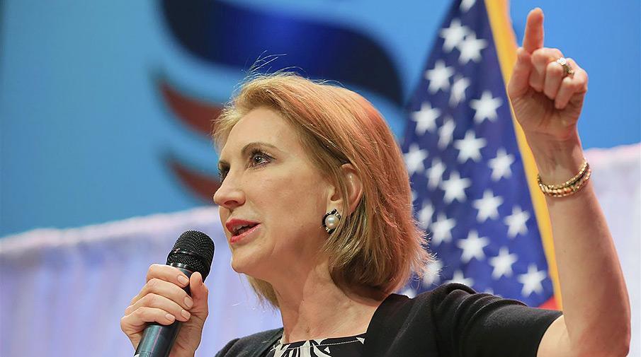 Карли Фиорина. Фотография: forumdaily.com