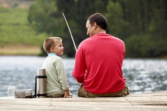 Авторитетный отец нужен для сердца