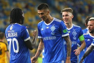 Игроки «Динамо» Киев намерены с победы стартовать на групповом этапе Лиги Европы