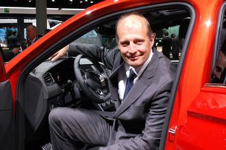 Глава VW Group в России Маркус Озегович