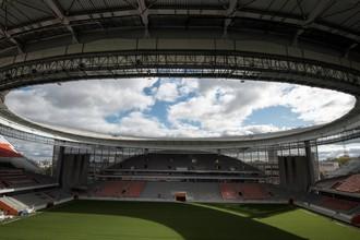 стадион «Центральный» (Екатеринбург)