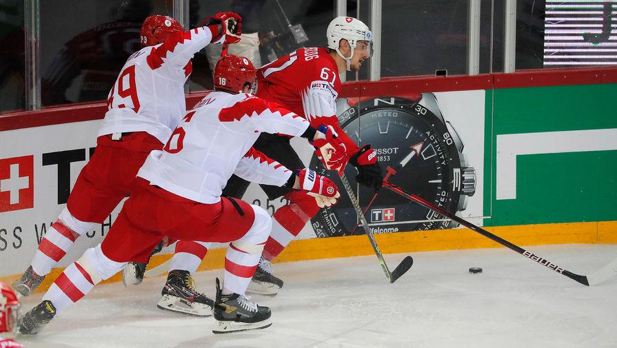 Кожевников объяснил, за счет чего Россия победила Швейцарию на ЧМ
