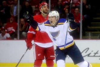 Второй гол Ивана Барбашева в НХЛ вышел эффектнее первого