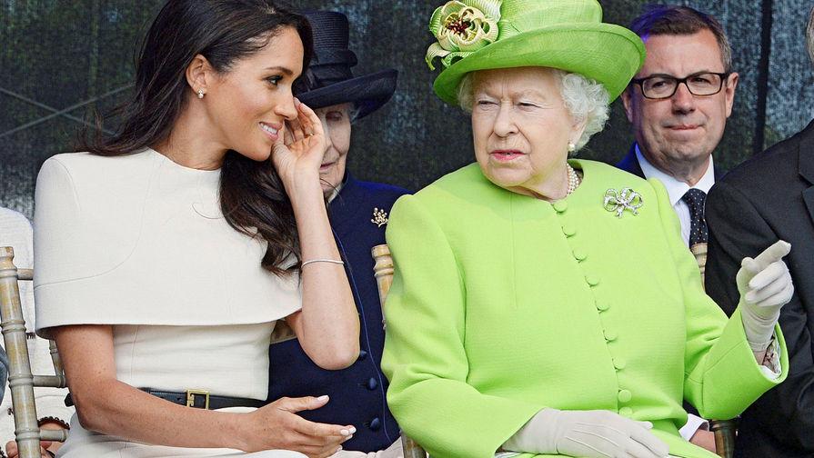 Mirror: Елизавета II считает слово 'беременность' вульгарным