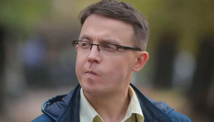Украинский журналист Остап Дроздов