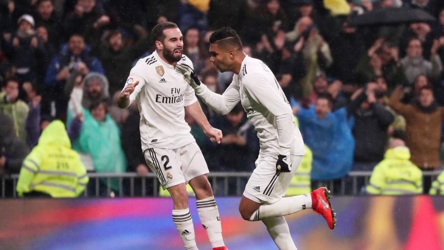 Защитник «Реала» критично отозвался о «Барселоне»