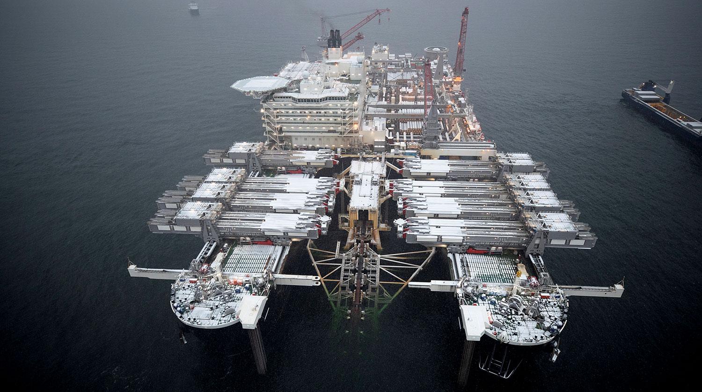 Дания отреагировала на ситуацию по «Северному потоку-2»