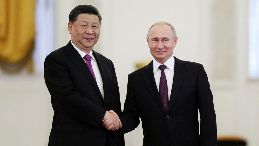 В Кремле раскрыли подробности переговоров Путина и Си Цзиньпина