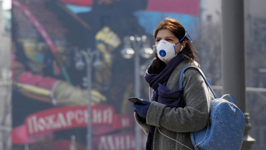 За сутки в Москве скончались 58 пациентов с COVID-19