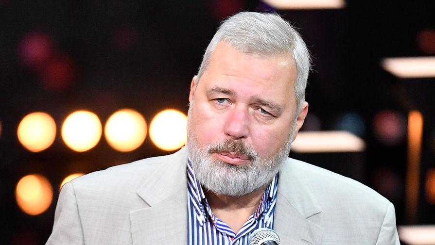 Муратов пошутил о получении статуса иноагента после присуждения Нобелевской премии